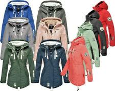 Marikoo zimtzicke señora Softshell outdoor chaqueta transición Funktions impermeable