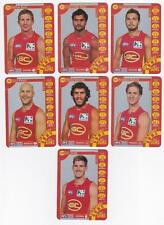 2013 TEAMCOACH  **SILVER CODE CARDS**  GOLD COAST SUNS