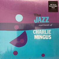 CHARLIE MINGUS The Jazz Experiments Of... VINYL LP Record 2015 180g REISSUE