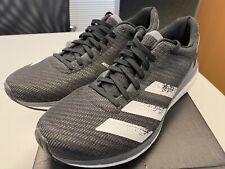 Men's Adidas Adizero Boston 8 w/Lightstrike Size 10.5 Black/White