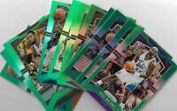 2019 Panini Prizm Basketball Green Refractor Parallel U PICK Durant, Curry ++