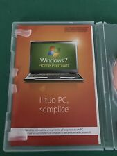 LICENZA WINDOWS 7 HOME PREMIUM 64 BIT SISTEMA OPERATIVO