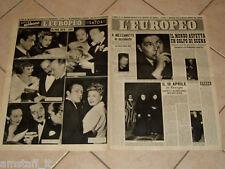 EUROPEO 1948/8=GINO FRANZI=BRUNO BARILLI=TOTI DAL MONTE=CARLO LEVI=KOESTLER A.