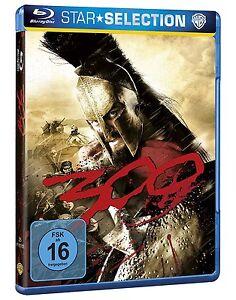 °300° Blu-ray von Comic Artist Frank Miller! Gerard Butler 2007