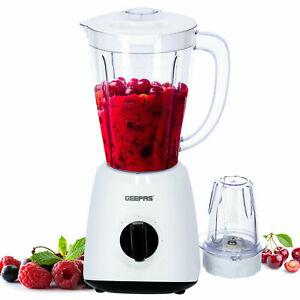 Food Processor Blender Smoothie Milkshake Maker Juicer Mixer Grinder New