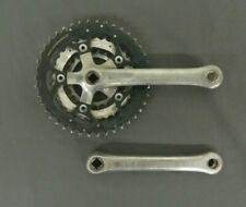 Vintage Shimano Deore LX FC-M563 170mm 42/32/22 Mountain Bike Triple Crankset