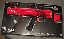 HASBRO NERF RIVAL APOLLO XV-700 TEAM RED SPRING ACTION TOY GUN