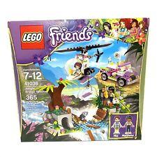 Lego Friends Jungle Bridge Rescue (NEW IN BOX, SEALED) Retired