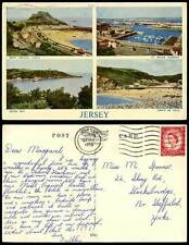 J Salmon Collectable Channel Islands Postcards