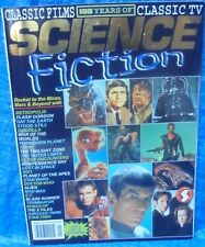 100 Years Of Science Fiction Magazine Star Wars Trek Godzilla Alien Mad Max Et