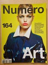 Magazine mode fashion NUMERO french #164 juin juillet 2015 Art