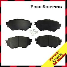 Rear Brake Pads Front Pair for Saturn Astra 2008