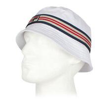 FILA XS15FHE009B Vintage Casper Bucket Hat - White