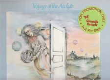 STEVE HACKETT - Voyage Of The Acolyte  (1976) {Vinyl NM/NM-} [1st Edition Promo]