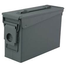 Magnum 30 Cal Metal Ammo Can, OD Green Rust Resistant Steel Construction