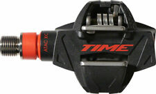 "Time ATAC XC 12 Pedals Dual Sided Clipless Carbon 9/16"" Titanim Black Red"