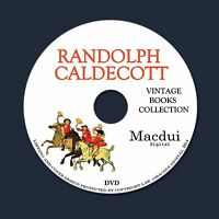 Randolph Caldecott Vintage Books Collection 29 PDF E-Books on 1 DVD Artist