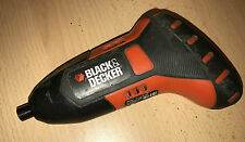 BDCS361 Black & Decker Akku Hand Faust Schrauber Gyro Bewegungssteuerung defekt