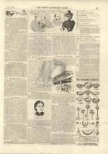 1893 Liverpool banquero el señor Jones y la actriz MS O 'Malley caso judicial