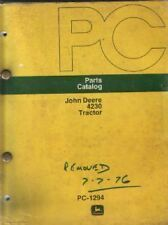 John Deere Tractor 4230 Manual De Piezas-Manual Original-de5