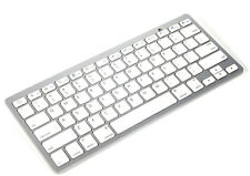 Bluetooth Wireless Keyboard Cordless For Tablet MAC OS iPhone Andorid PC Laptop