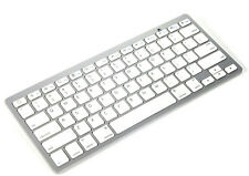 Bluetooth Wireless Keyboard Cordless For iMac Tablet Mac OS Andorid PC Media Box