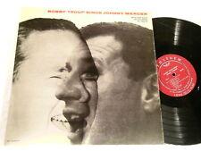 BOBBY TROUP Sings Johnny Mercer Howard Roberts dg LP