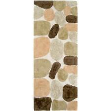 Chesapeake Merchandising Pebbles Cotton 24 in x 60 in Bath  Rug Runner