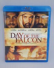 Day Of The Falcon Blu Ray DVD Disc 2013 Antonio Banderas Adventure Movie Video