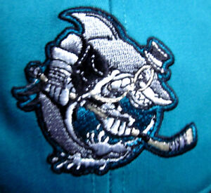 CLEVELAND BARONS baseball hat XS youth hockey AHL cap embroidery 2005 defunct