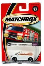 2000 Matchbox #81 Worldwide Wheels Volkswagen Concept 1 Beetle Convertible pr5