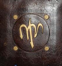 Hand Made Islamic Desk Plaster/Brass Plaque