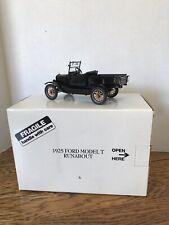 1:24 Danbury Mint 1925 Ford Model T Runabout Pickup