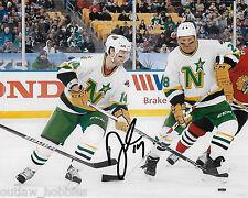 Minnesota North Stars Darby Hendrickson Signed Autographed 8x10 Photo COA C