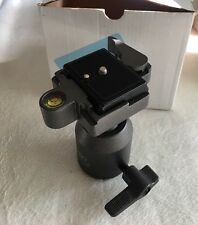 ePhoto WT001H Heavy Duty Tripod Action Ball Head With Quick Release Plate