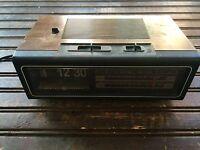 Vintage GE General Electronic Alarm Clock Radio