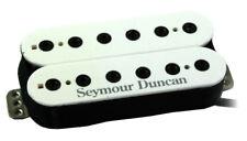 Seymour Duncan TB-10 Full Shred Trembucker F-Spaced Bridge Pickup, 4 Cond, White
