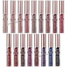 Ruby Kisses Forever Matte Liquid Lipstick Lip Makeup Long Lasting Pencil Sexy