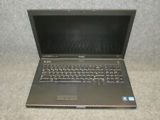 "Dell Precision M6700 17.3"" Laptop Intel Core i7-3740QM 2.70GHz 4GB RAM 320GB HDD"