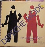 Depeche Mode Get The Balance Right US 12""