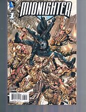 Midnighter #1 Bryan Hitch 1:25 Variant Cover 2015 DC 52 Comics