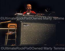 WEATHER REPORT PHOTO JOE ZAWINUL PIANO KEYBOARDS 1973 by Marty Temme Jazz