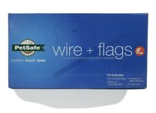 New listing PetSafe Fence Wire and Flag Kit