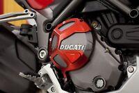 Protezione Frizione Rossa per Ducati Multistrada 1260 / 1200 S / Enduro Evotech