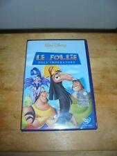 "WALT DISNEY ""LE FOLLIE DELL'IMPERATORE"" DVD DISNEY"