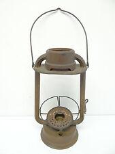 Antique Old C.T. Ham MFG Co No 00 1893 Metal Brass Railroad Lantern Cage Body