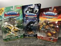 LOT OF 3 SKYLANDERS SUPERCHARGERS VEHICLES TOY COLLECTIBLES FROM ACTIVISION NEW