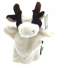 Cow Hand Puppets Cow puppets Animal Puppets Cow Glove Puppet