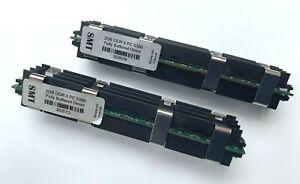 ➔ FB-DIMM: DDR2 PC2-5300 667Mhz 4Gb kit (2x 2Gb) Apple Mac Pro Original 1,1 2,1