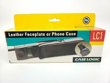 Case Logic Model: LC1 Leather Faceplate or Phone Case ⭐️ Car Stereo Accessory ⭐️